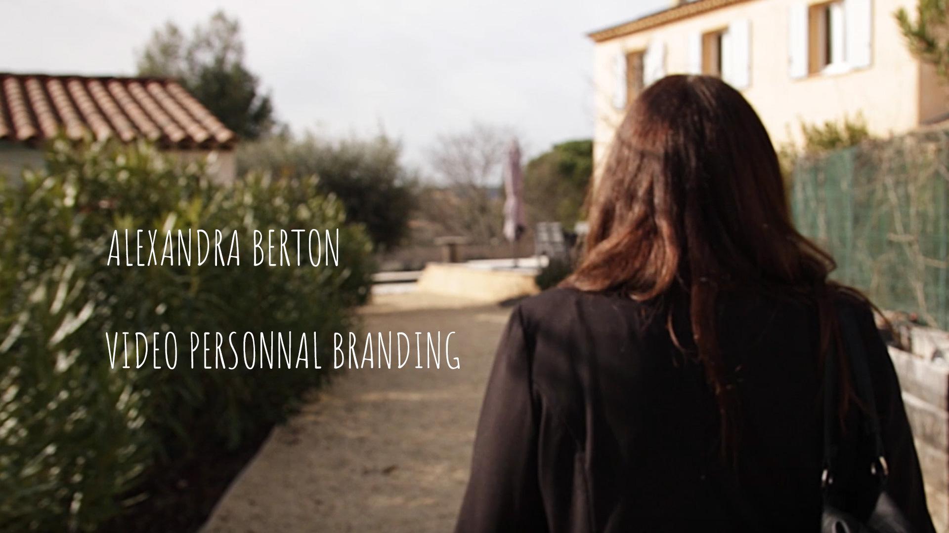 video personnal branding